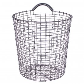 WIRE BASKET ACID PROOF STAINLESS 16 LITERS