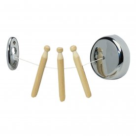 CORDE A LINGE RETRACTABLE