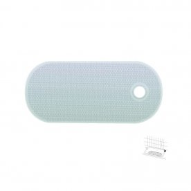 OVAL BATHTUB MAT