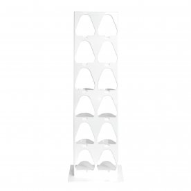 SHOE SHELF RACK COLOMBAGE VERTICAL SMALL