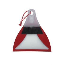 FLEXIBLE DUSTPAN SET