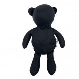 BEAR BAG SHOPPER  BLACK