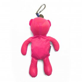 BEAR BAG SHOPPER PINK