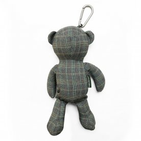 BEAR BAG SHOPPER PRINCE DE GALLES