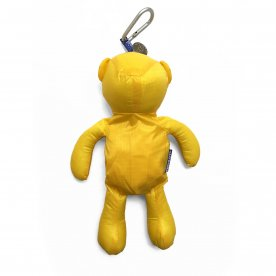 BEAR BAG SHOPPER YELLOW