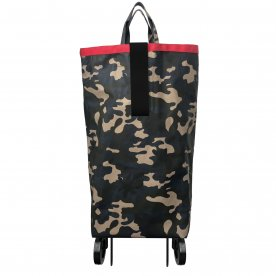 SAC A ROULETTES CAMOUFLAGE