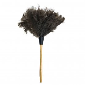 DUSTER OSTRICH & BAMBOO MEDIUM