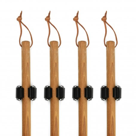 SET OF 4 BROOM HOLDER