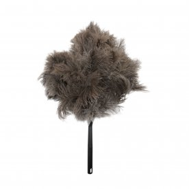 HEAD OF DUSTER TELESCOPIC IN OSTRICH FEATHER - REFILL