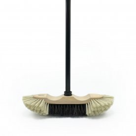 DEMI TETE BROOM WITH TELESCOPIC HANDLE