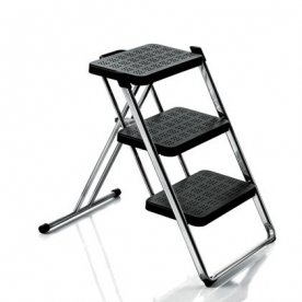 "STEP STOOL ""FOLDABLE"" EXTRA FLAT"