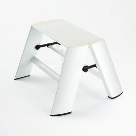 "ALUMINIUM STEP STOOL ""FOLDABLE"""